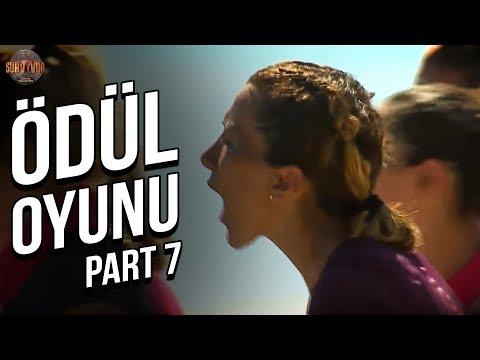 Ödül Oyunu 7. Part | 12. Bölüm | Survivor Türkiye - Yunanistan