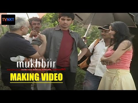 Mukhbiir  Bollywood movie  Making Video  Exclusive on Tvnxt  First time in YouTube