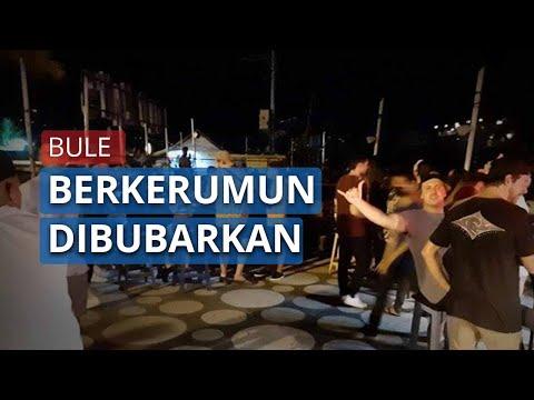 Bule Serbu Restoran di Canggu Bali, Pengunjung Dibubarkan dan Restoran Tutup