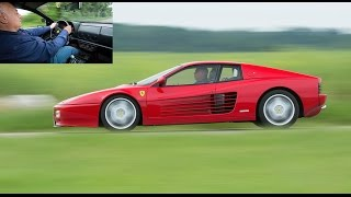 1994 Ferrari 512 TR : rouge plaisir (guide du propriétaire Testarossa + 512 TR + sound)