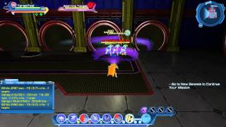dcuo mental controller loadout and guide