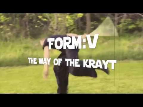 Form V: Shien (Lesser Krayt) - YouTube