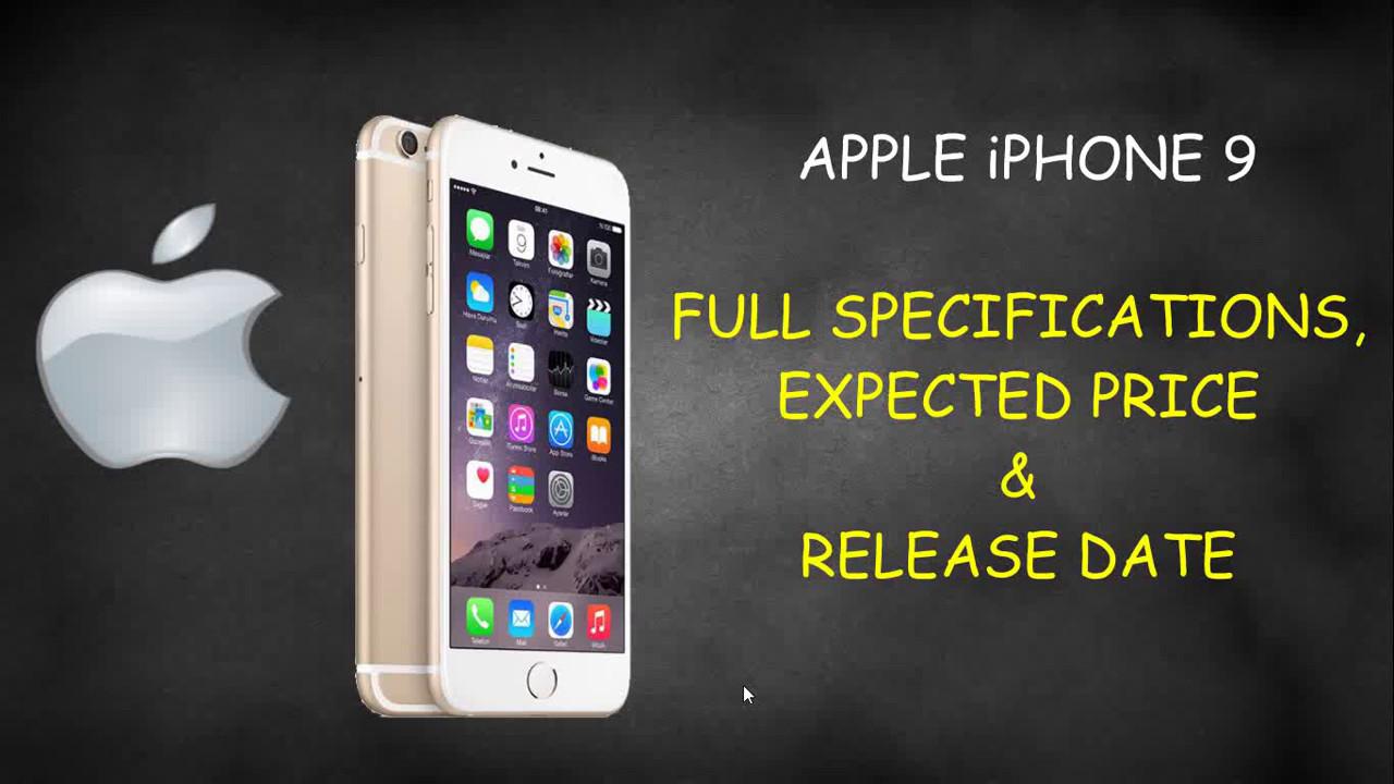 APPLE IPHONE 9 FULL SPECSFEATURES EXPPRICE IN DUBAI UAE