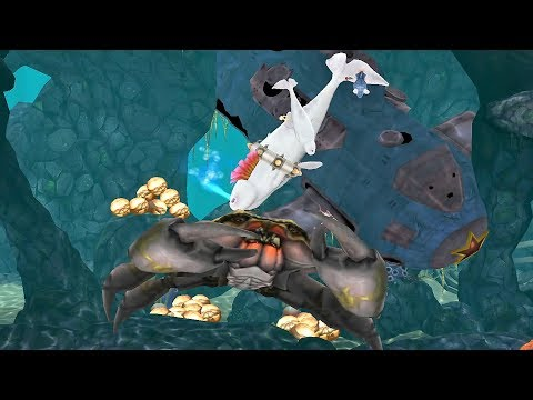 Hungry Shark Evolution Moby Dick Android Gameplay #18