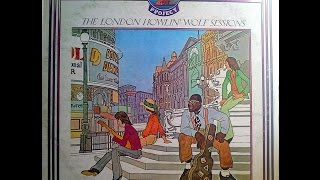 HOWLIN WOLF -  LONDON SESSIONS (FULL ALBUM)