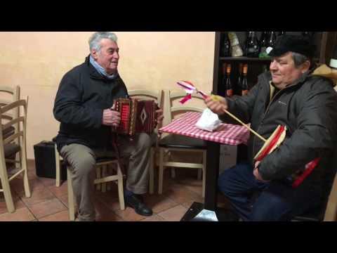 Canzoni  popolari suonate con l'organetto