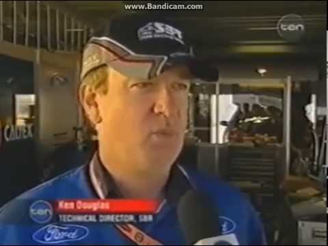 V8 Supercars Flashback - Marcos Ambrose leaving #V8SC for #NASCAR in 2006 (Adelaide 2005)