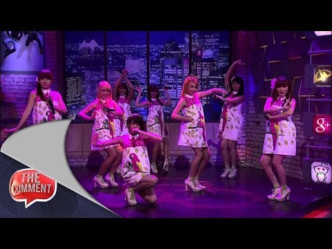 The Comment Backstage- Cherrybelle- Diam-diam Suka
