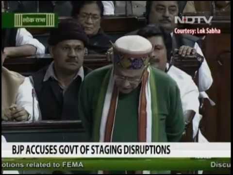Discussion under Rule184 on Motion to withdraw decision to allow FDI: Sh. Murli Manohar Joshi