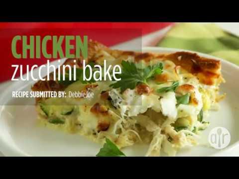 How To Make Chicken Zucchini Bake   Dinner Recipes   Allrecipes.com