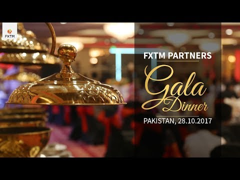 FXTM Partners Gala Dinner | Pakistan, 28.10.2017