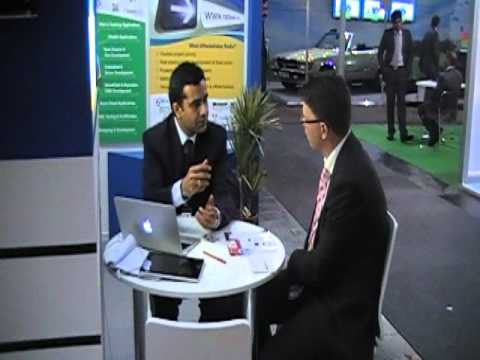 Offshore IT company, RadixWeb Explores Strategic Alliance @ Cebit2011