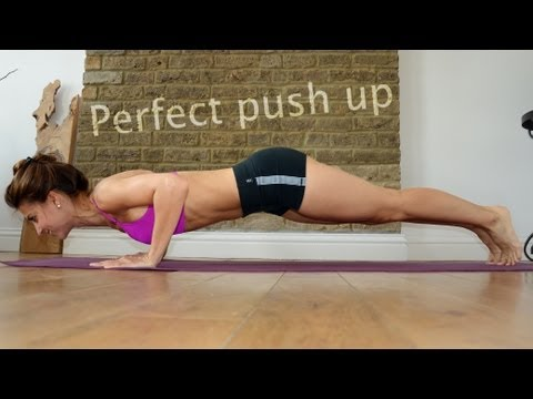 How to do a Perfect Pushup