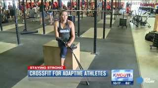 Repeat youtube video See how amputees kill it at CrossFit