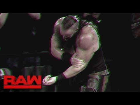 Thumbnail: A look back at Roman Reigns' intense assault on Braun Strowman: Raw, May 15, 2017