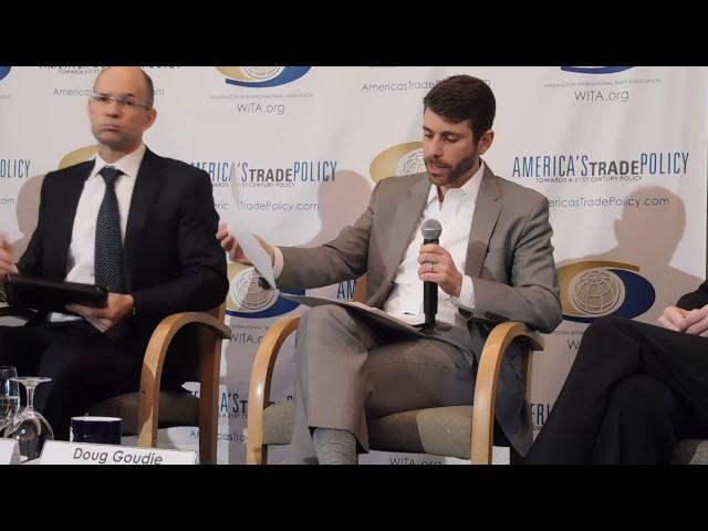 2/9/17 WITA Event: NAFTA 2.0? Panel 2: Ari Giovenco