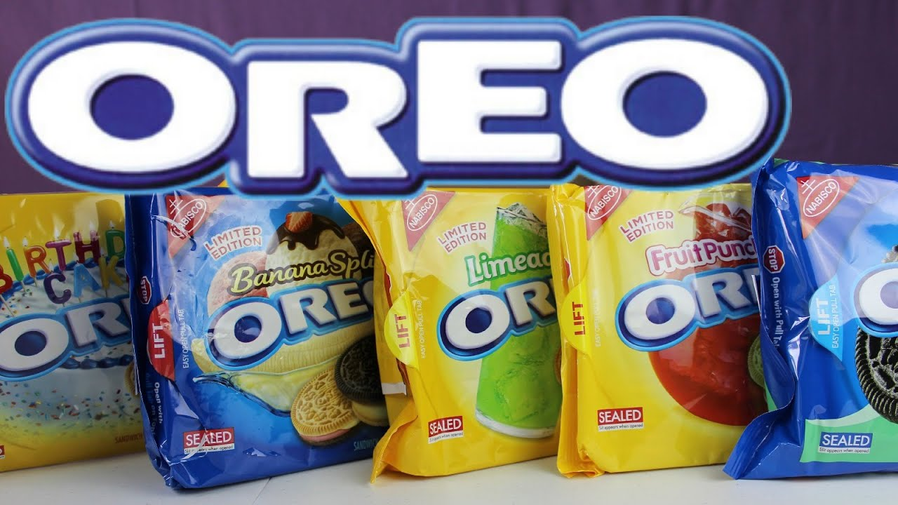 The 20 Weirdest Oreo Flavors on the Planet - preview.msn.com
