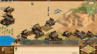 4v4 Arabia | Game 2 | Rated Games on Voobly 12/05/2016