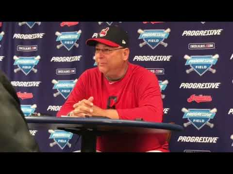 Indians manager Terry Francona on the impact of Michael Brantley