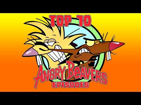 Top 10 Angry Beavers Episodes