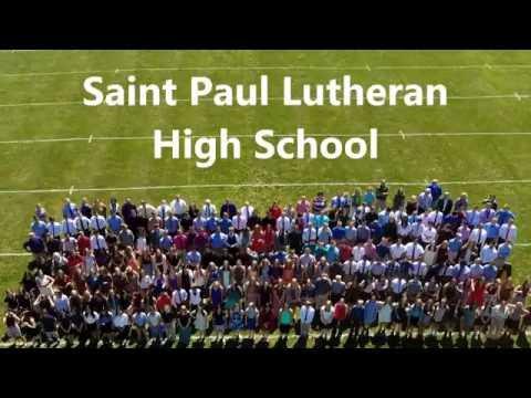 Saint Paul Lutheran High School 16-17