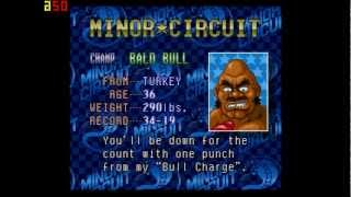 Soluce : Super punch out (SNES) -01