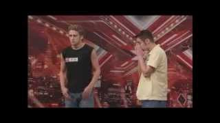 The X Factor (UK) - Season 4 (Competition)