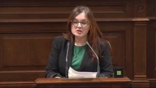 Nati Arnaiz (Podemos) sobre los recursos identitarios de Canarias como destino turístico