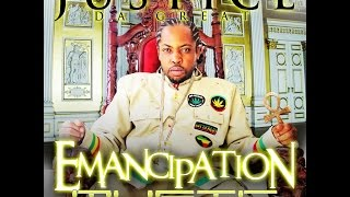 JUSTICE DA GREAT, CHANT ONE GOD, album EMANCIPATION MUSIC. JUSTICE SOUND