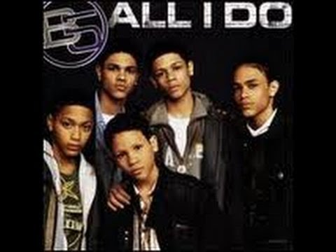 All I do- B5 ( Tutorial) - YouTube