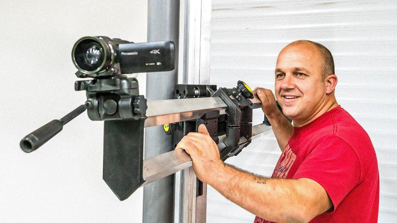 3D STAMPAO ruku za KAMERU / 3D PRINTING Camera Arm