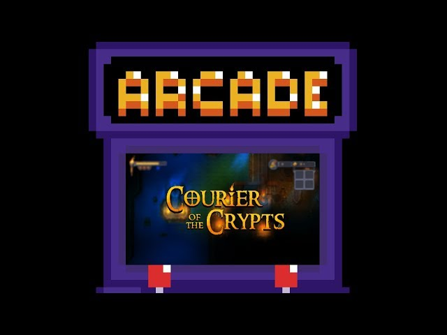 Courier of the Crypts | Hyper's Arcade