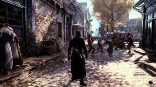 Assassins Creed Unity - первые впечатления и подробности революционного ассасина (Единство)