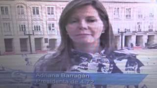 Adriana Barragán López, Pdta de 4-72 Casillero Virtual