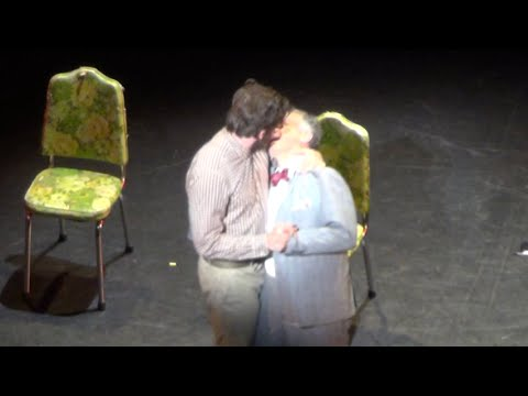 Mushnik and Son - Jake Gyllenhaal & Joe Grifasi - Little Shop - Encores! Off-Center Concert