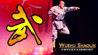 Shaolin Warriors Los Angeles California Institute of Technology  2013 Show
