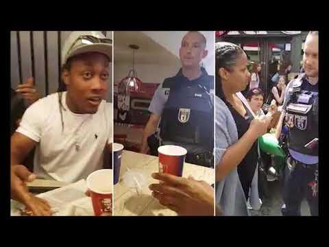 #EatingKFCWhileBlack; Black Tourists Kicked Out Of KFC In Berlin