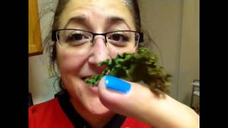 Medifast Baked Roasted Kale Chips
