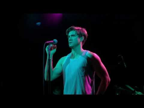 """Aaron Tveit Live In Concert @ Irving Plaza (6/11/2016) """"In Your Eyes""""/""""Your Eyes"""""""