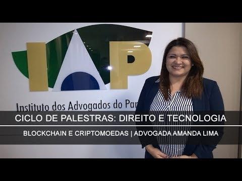 Aspectos jurídicos e práticos da tecnologia Blockchain e Criptomoedas - IAP