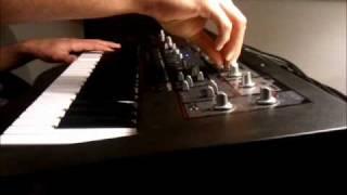 Roland Sh-201 Demo