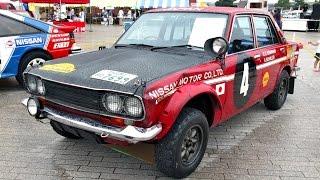 1970 Datsun Bluebird 1600 SSS (510) at 2016 Auto Expo