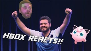 Hbox reacts to