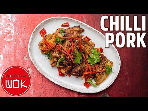 Double Cooked Pork Belly Stir Fry!   Wok Wednesdays