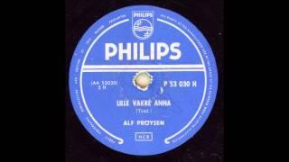 ALF PRÖYSEN - LILLE VACKRE ANNA