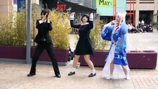 [Dance cover] Gugure! Kokkuri-san - Welcome DISCOけもけもけ!!