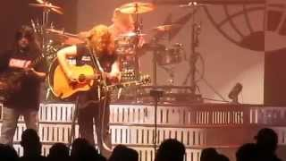 What You Give- Tesla  Great Falls Montana 7-26-2014