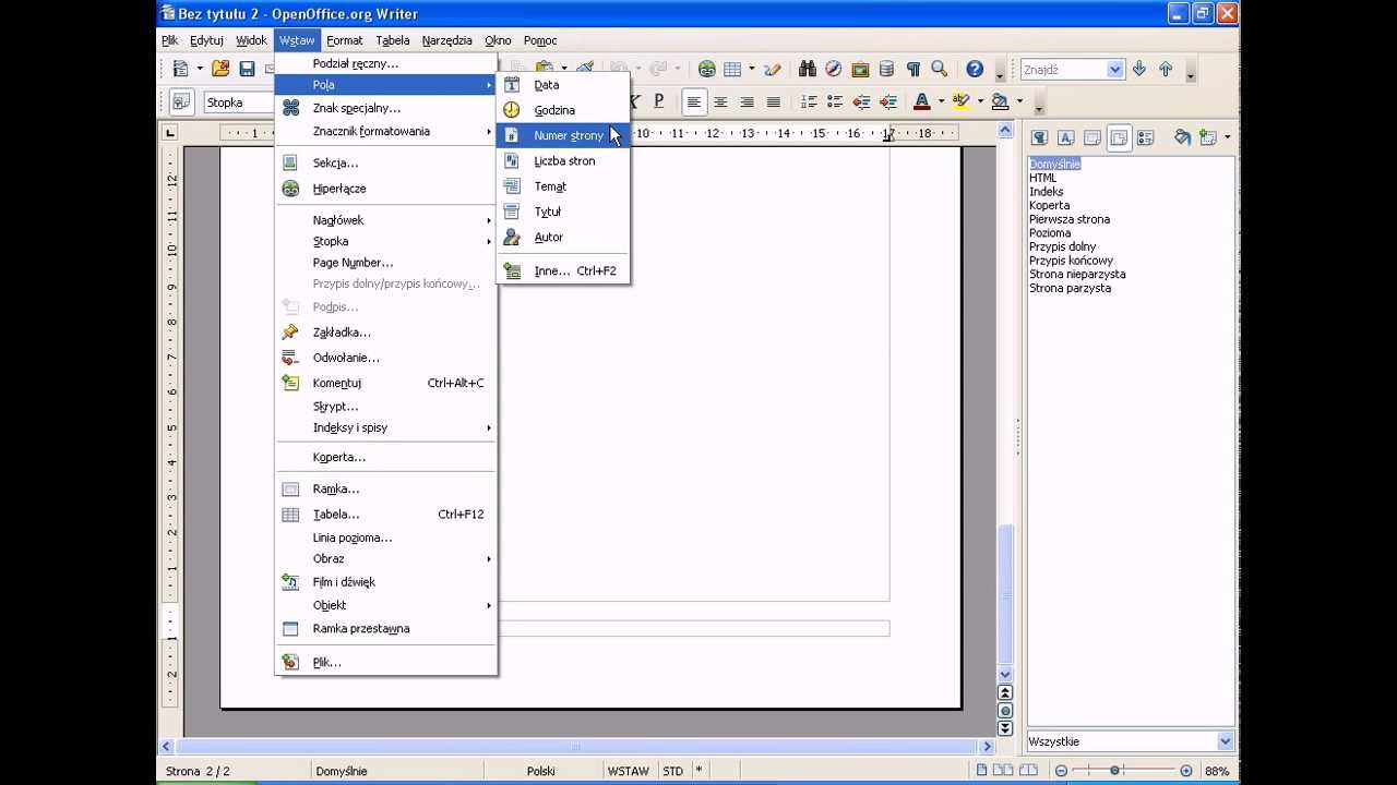 how to add more fonts to open office writer