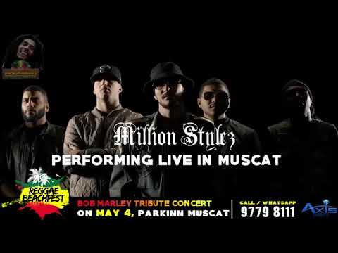 Million Styles Concert by Axis Events