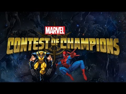 MARVEL Contest Of Champions (by Kabam) - IOS / Android - HD Gameplay Trailer